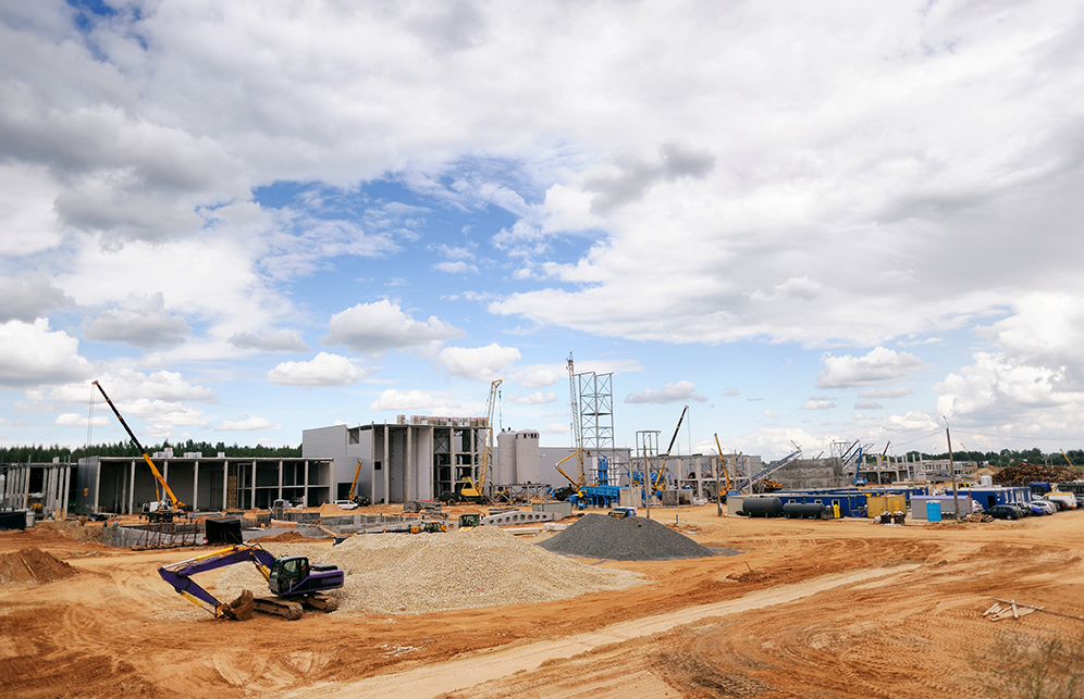Sports Complex Construction and Facility Planning
