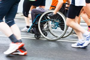 Disability sports with Sports Facilities Advisory and Sports Facilities Management