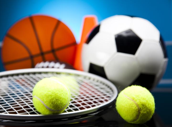 Seasonal sports with sports facilities advisory