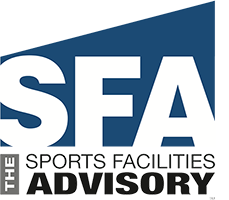 Sports Facilities Advisory Logo