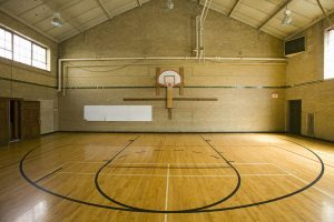 sports-facilities-well-maintained-basketball-court