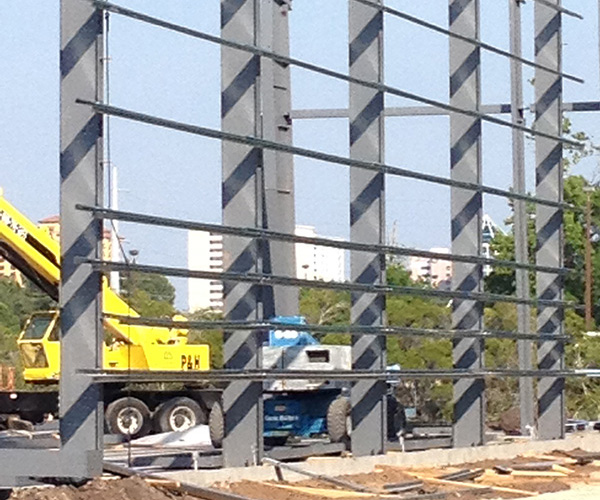 Sports Complex Construction