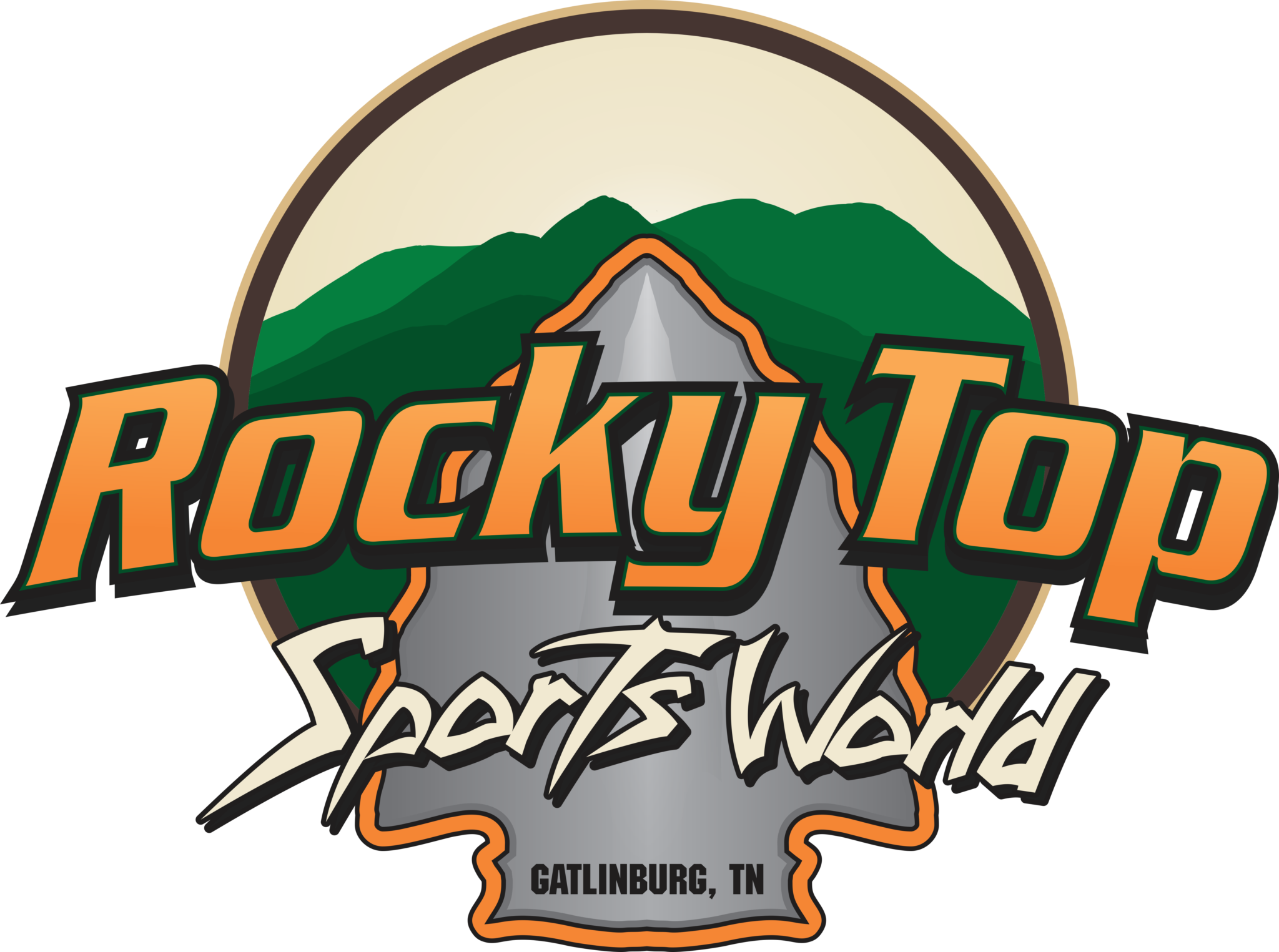 Rocky Top Logo: Client of Sports Facilities Advisory