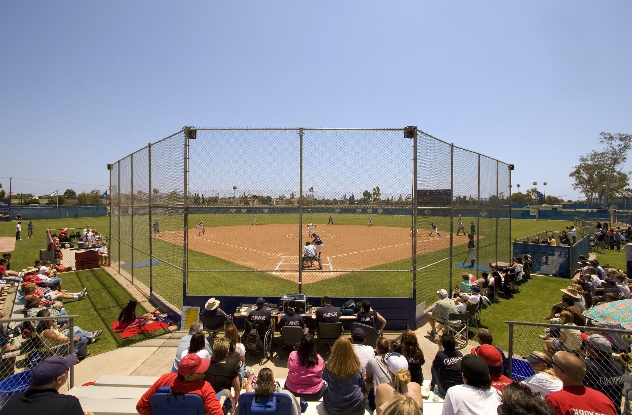 College Baseball and Sports Facilities Advisory