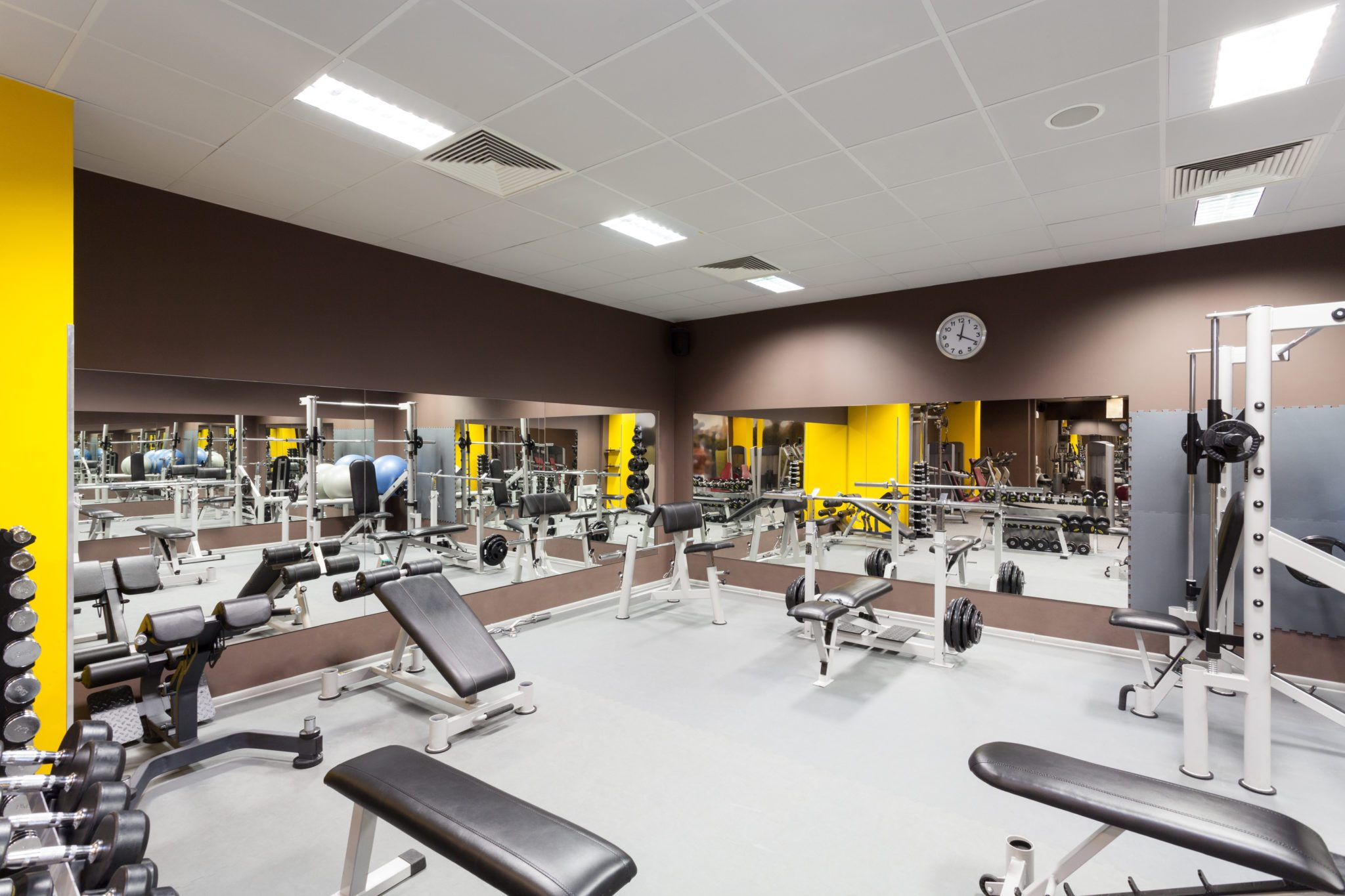 Innovative Fitness Sports Complex and Gym Equipment