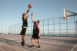 Basketball at Your Sports Complex