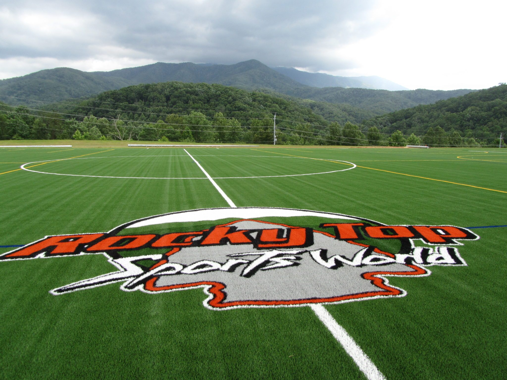 Rocky Top sports complex soccer field