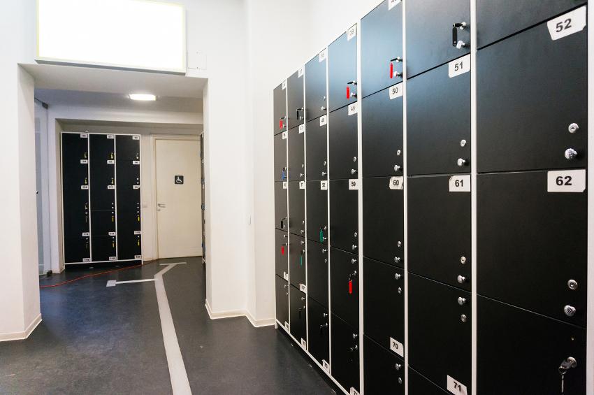 recreation center locker room sanitation advice