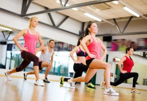 Sports Complex Fitness Classes
