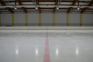 Reopening a sports complex
