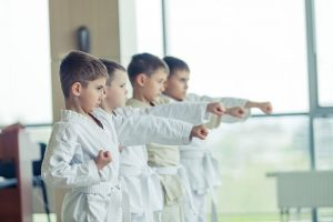 Kid Classes Sports Complex