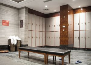 Facility Planning Lockers