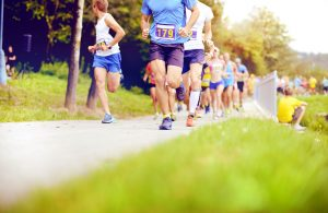 Sports tourism marathon
