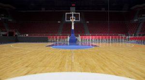 Basketball Court at Recreation Center