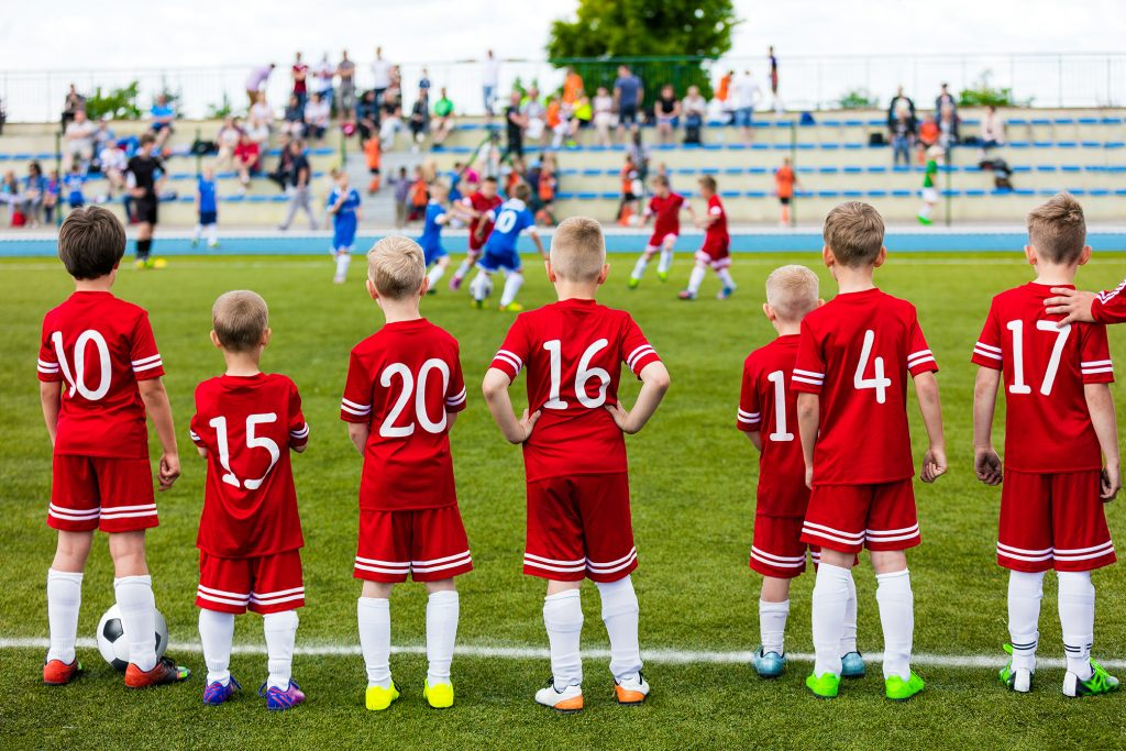 A youth soccer league as a part of facility planning