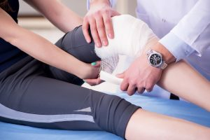 Dealing with an injury at your sports complex.