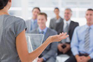 Staff Development Training Session