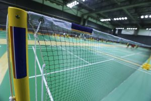 Tennis sports complex in need of branding