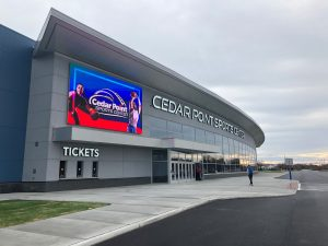 Cedar Point Sports Center